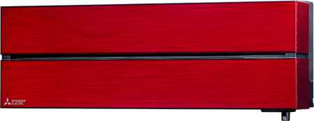 Mitsubishi KAITEKI LN35 6,6 Rubinrød - Keli AS